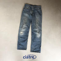 80s Levi's 501 Red Line