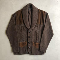 70s~ CHALLENGER Knit Cardigan