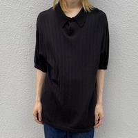 Pavo Knit polo shirt BLK