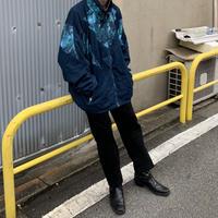 80s nylon design jacket GRN