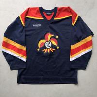 90s GRIZZLY Nylon Mesh Game Shirt