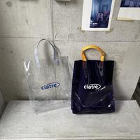 ciatre clear tote bag