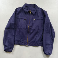 Italian Army Zip Up Blouson