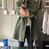 60s Czech Army Rain Drop Camouflage Field Coat