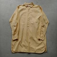 Euro Vintage L/S Smock Shirt