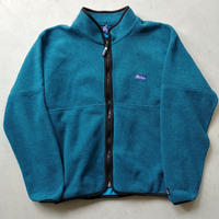 90s Pen Field Fleece Zip Up Blouson BLU