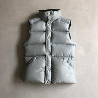 70s Comfy Reversible Down Vest
