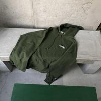 ciatre uniform hoodie STAFF ONLY GRN