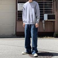 90s wilson sweat shirt GRY
