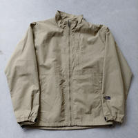 THE NORTH FACE Nylon Blouson BEG