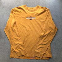 90s Abercrombie&Fitch Tee L/S YEL
