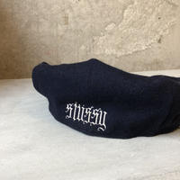 90s old Stussy Wool Hunting Cap