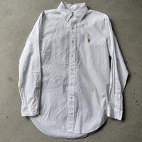 Ralph Lauren L/S White Shirt