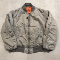 90s ALPHA MA-1 Flight Jacket