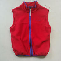 ~90s L.L.Bean Fleece Vest