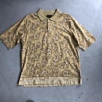 90s Timberland S/S Polo Shirt Botanical