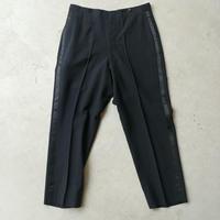Old Side Line Slacks Pants BLK
