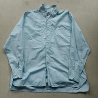 Euro Vintage L/S Shirt Blue