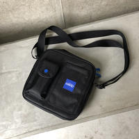 ciatre blue accent bag BLACK
