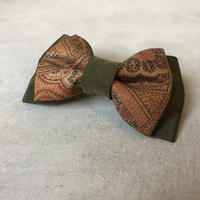 France Made ETRO Ribbon Barrette