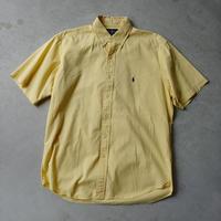Ralph Lauren S/S Shirt YLW