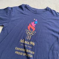 atlanta olympic design tee NVY