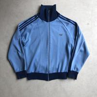 80s adidas Track Jacket Blue