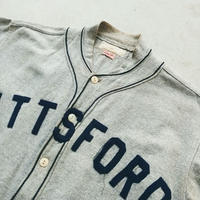 40s~ EDW.J.ROSE Baseball Shirt