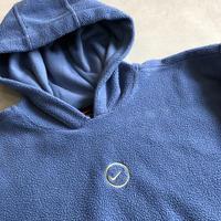 90s~ NIKE Fleece Pullover Parka