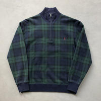 Polo by Ralph Lauren Sweat Half Zip Top