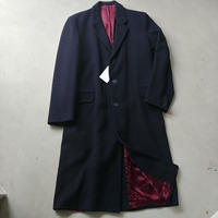 agnes.b homme Wool Chester Coat NVY