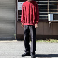 90s c&a velours tee BLD