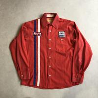 70s- 80s  racing shirt