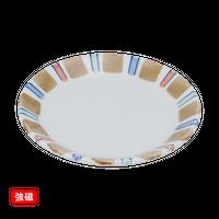 (強)茶だみ十草 4.5丸皿    く09-078-04 寸法:14.5φ×2.5H㎝ 200g