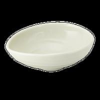 粉引 たまご5.0小鉢    く09-013-01 寸法:17×13.5×6H㎝ 440g
