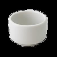白磁 丸形豆小丼    く09-029-36 寸法:4.5φ×3.5H㎝ 40g