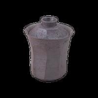 手造 南蛮 小吸碗(小)    く09-037-01 寸法:7φ×9H㎝ 120g