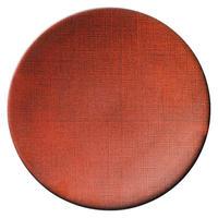 茜衣(あかねごろも) 27.5cm皿 496-18145002 寸法:D27.7×H2.7(cm)
