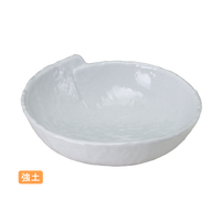 (強)NRホワイト 5.0戸締浅ボ-ル    く09-006-13 寸法:14.5φ×5H㎝ 270g