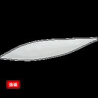 (強)ニューボン 47㎝木の葉皿    く09-042-02 寸法:46.5×10.5×3H㎝ 540g