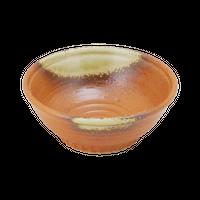 伊賀灰釉 4.0玉渕玉割    く09-091-24 寸法:12.5φ×5H㎝ 200g