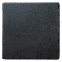 30cmスクエアースレートプレート    496-R5000060 寸法:30.2×30.2×0.8H㎝