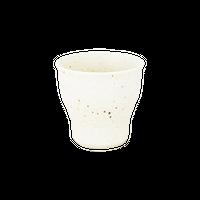粉引釉 冷酒盃    く09-122-28 寸法:6.5φ×6.5H㎝・100㏄ 80g