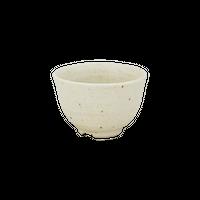 粉引釉 千茶    く09-120-17 寸法:8φ×5.5H㎝ 100g