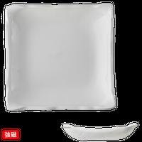 (強)ニューボン 四方上り26㎝皿    く09-058-23 寸法:26.5×26.5×5H㎝ 1400g
