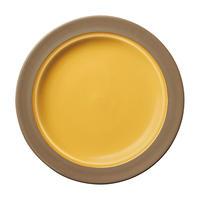 カントリーサイド ハニーアンバー 20cmケーキ皿    寸法:19.8φ×2H㎝