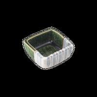 織部十草 角形千代口    く09-001-10 寸法:6.5×6.5×3.2H㎝ 100g