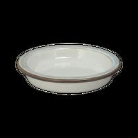 淡彩ライン 薬味皿    く09-129-07 寸法:9φ×1.5H㎝ 100g