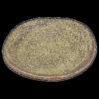 不動 石目形取皿    く09-076-25 寸法:φ16×14.5×3H㎝ 300g