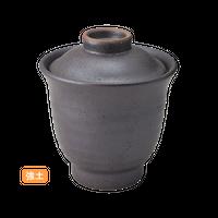 (強)黒南蛮 小吸碗    く09-037-05 寸法:8.5φ×9.5H㎝ 250g